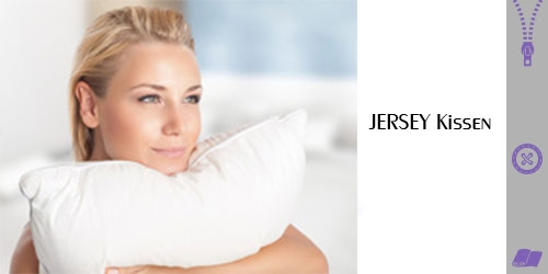 Jersey Kissen